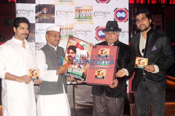 Audio release of 'Jai Jawaan Jai Kisaan' in Delhi