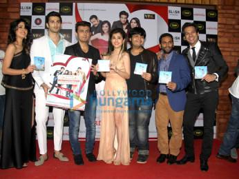 Gunjan Malhotra, Sidhant Gupta, Sonu Nigam, Suzanna Mukherjee, Amit Khanna, Sharib Hashmi, Karan Mehra