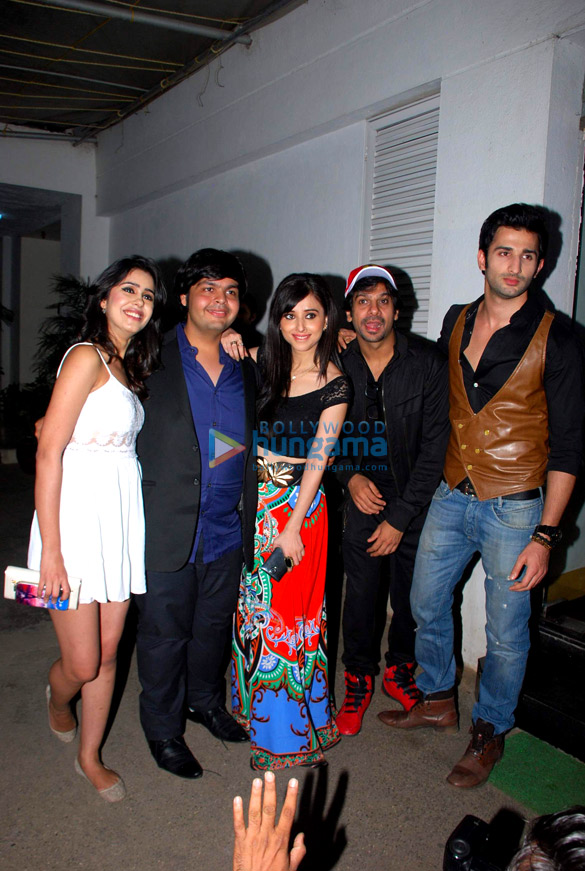Special screening of 'Badmashiyaan – Fun Never Ends'