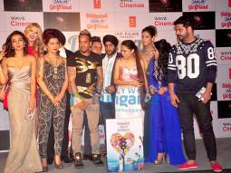 Ira Dubey, Natalia Kapchuk, Hard Kaur, Jazzy B, Soni B, Japinder Kaur, Prachi Mishra, Alfaaz