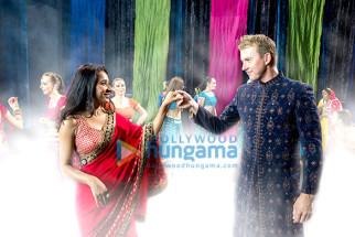 Tannishtha Chatterjee, Brett Lee