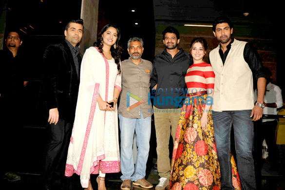 Trailer launch of the film 'Baahubali'