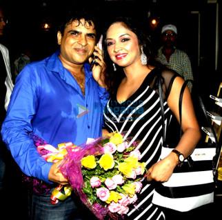 Chandrakant Singh, Marisa Verma