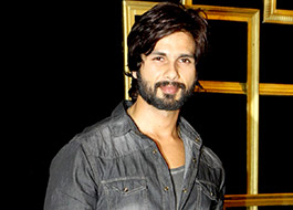 Shahid Kapoor to leave Jhalak for his bride?