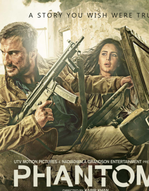 Phantom Movie: Review, Songs, Images, Trailer, Videos Photos, Box