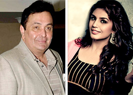 Here's why Rishi Kapoor deleted his funny tweet to Huma Qureshi