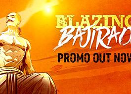 Watch: Trailer of animated web series 'The Blazing Bajirao'