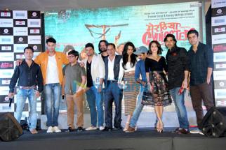 Zeishan Quadri, Aakash Dahiya, Suresh Raina, Jaideep Ahlawat, Shoeb Ahmed, Soundarya Sharma, Jatin Sarna, Nushrat Bharucha, Vansh Bhardwaj