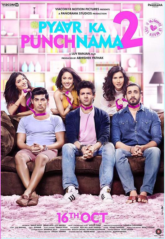 Pyaar Ka Punchnama 2 Cover
