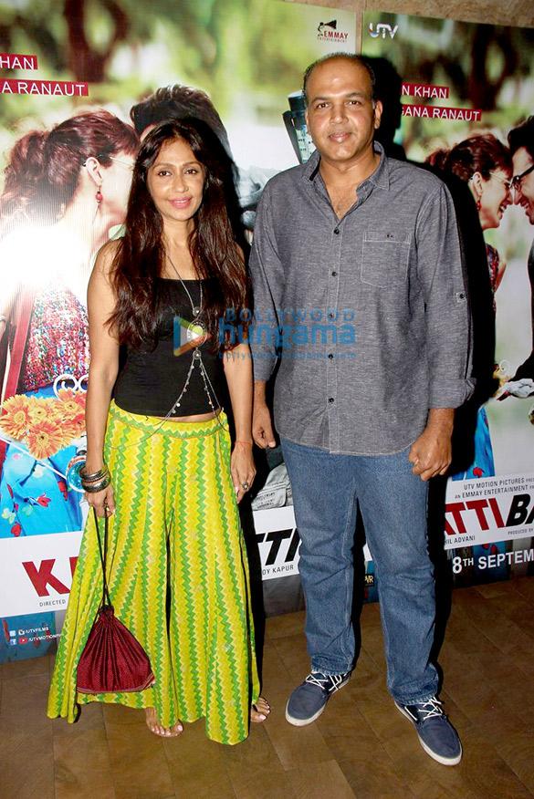 Kangna Ranaut hosts a special screening of 'Katti Batti'