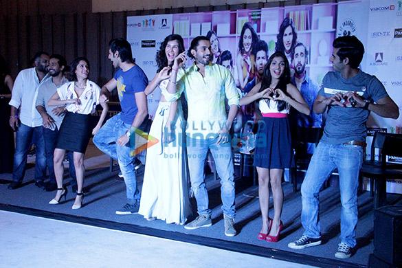 Promotion of 'Pyaar Ka Punchnama 2' in Delhi