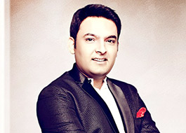 Kapil Sharma plays Sanjeev Kumar from Pati Patni Aur Woh