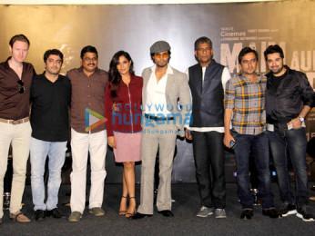Richa Chadda, Randeep Hooda, Adil Hussain, Prawaal Raman, Amit Kapoor