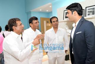 Mustan Burmawalla, Abbas Burmawalla, Hussain Burmawalla, Kapil Sharma