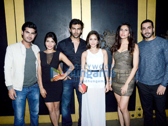 Omkar Kapoor, Ishita Sharma 1, Kartik Aaryan, Nushrat Bharucha, Sonalli Sehgall, Sunny Singh Nijjar