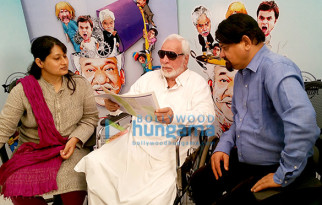 Fauzia Arshi, Kader Khan, Santosh Bhartiya