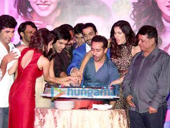 Omkar Kapoor, Nushrat Bharucha, Kartik Aaryan, Luv Ranjan, Sunny Singh Nijjar, Abhishek Pathak, Sonalli Sehgall, Kumar Mangat Pathak