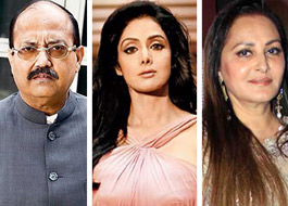 Amar Singh patches up Sridevi & Jaya Prada