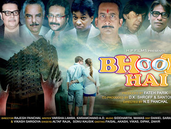 First Look Of The Movie Bhoot Hai