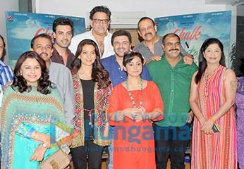 Amin Surani, Divyajyotee Sharma, Jayant Gilatar, Gavie Chahal, Juhi Chawla, Baba Azmi, Sameer Soni, Divya Dutta, Adi Irani