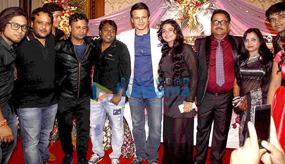 Vivek Oberoi, Rajniesh Duggall and others grace the completion party of 'Direct Ishq'