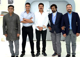 Akshay Kumar signs Shankar's Robot 2, to play villain opposite Rajinikanth