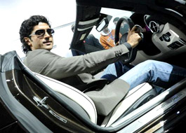 Mercedes Benz ropes in Bollywood celebs