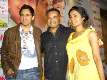 Photo Of Pravin Dabas,Nila Madhab Panda,Tannishtha Chatterjee From The Shabana Azmi and others grace the 'I Am Kalam' DVD launch