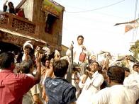 Movie Still From The Film Billu,Irrfan Khan