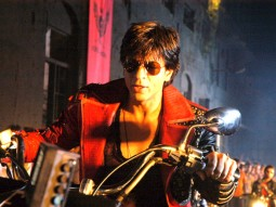 Movie Still From The Film Billu,Shahrukh Khan