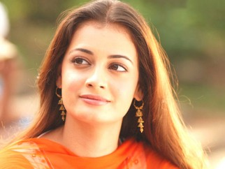 Movie Still From The Film Krazzy 4,Dia Mirza