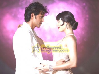 Movie Still From The Film Luck By Chance,Hrithik Roshan