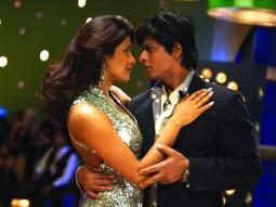 Movie Still From The Film Don - The Chase Begins Again,Priyanka Chopra,Shahrukh Khan
