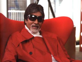 Movie Still From The Film Kabhi Alvida Naa Kehna,Amitabh Bachchan