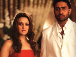 Movie Still From The Film Kabhi Alvida Naa Kehna,Preity Zinta,Abhishek Bachchan