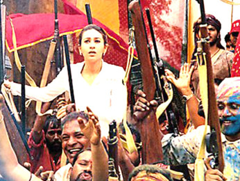 Movie Still From The Film Shakti - The Power Featuring Karisma Kapoor