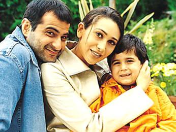 Movie Still From The Film Shakti - The Power Featuring Karisma Kapoor,Sanjay Kapoor
