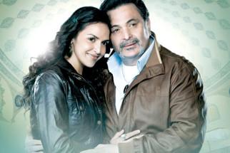 On The Sets Of The Film Tell Me O Kkhuda Featuring Esha Deol,Rishi Kapoor