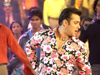 Movie Still From The Film God Tussi Great Ho,Salman Khan