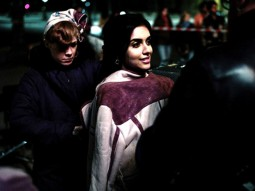 On The Sets Of The Film London Dreams Featuring Asin