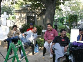 On The Sets Of The Film Kyon Ki Featuring Salman Khan