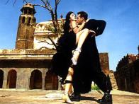 On The Sets Of The Film Garv Featuring Salman Khan,Shilpa Shetty