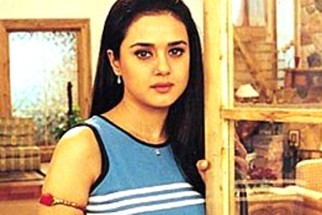 Movie Still From The Film Chori Chori Chupke Chupke Featuring Preity Zinta