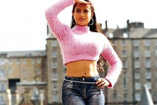 Movie Still From The Film Yeh Hai Jalwa Featuring Amisha Patel