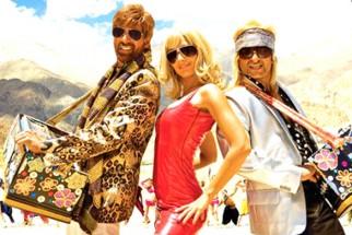 Movie Still From The Film Tashan,Akshay Kumar,Kareena Kapoor,Saif Ali Khan