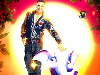 Movie Still From The Film Jumbo,Akshay Kumar