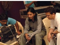 On The Sets Of The Film Jaan-E-Mann Featuring Shirish Kunder