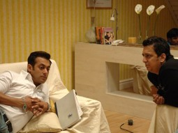 On The Sets Of The Film Jaan-E-Mann Featuring Salman Khan