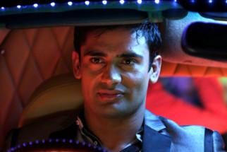 Movie Still From The Film Valentine's Night,Sangram Singh