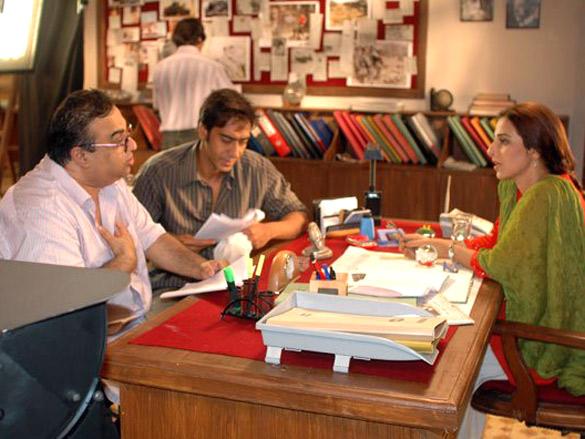 Rajkumar Santoshi,Ajay Devgan,Vidya Balan